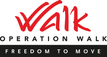 Operation Walk Freedom to Move Logo