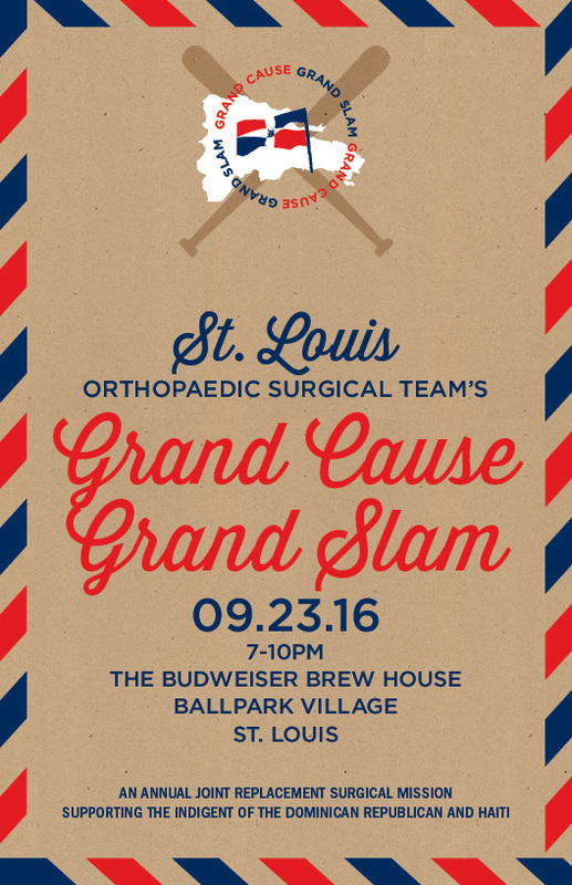 Grand Cause - Grand Slam Friday, September 23, 2016 7:00 PM Budweiser Brew House - Ballpark Village
